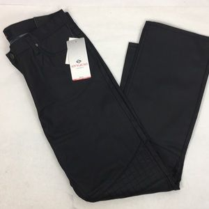 Enyce Slim Straight Black Men's Pants New